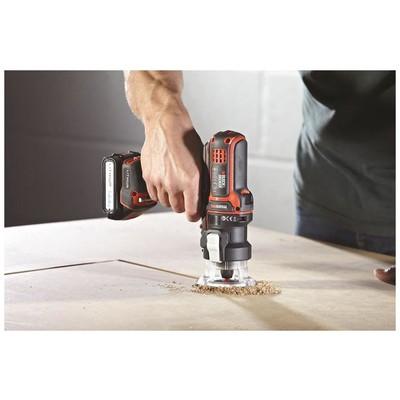 Black & Decker Mtrt8 Multievo El Freze Aparatı Makine Aksesuarı