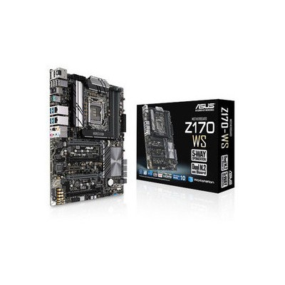Asus Z170-WS Intel Anakart