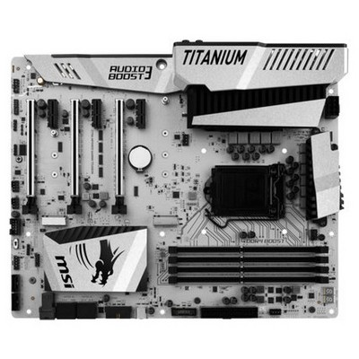 MSI Z170A MPower Gaming Titanium Intel Anakart