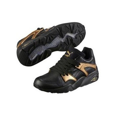 Puma 53437 362022-01 Blaze Gold Wn S Black- Black 362022-01
