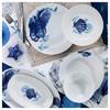 Kütahya Porselen Marine Serisi 9332 Desen 20 Cm Pasta Tabağı Tabak