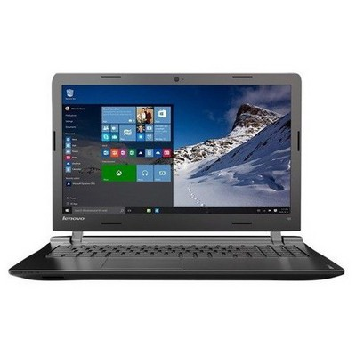 Lenovo Ideapad 100 Laptop - 80QQ0104TX