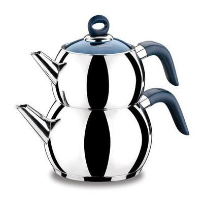 Korkmaz A102 Tombik  Takımı Çaydanlık