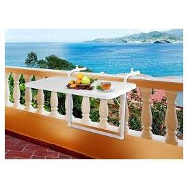Doğrular Pratik Balkon Masası Bahçe Mobilyası