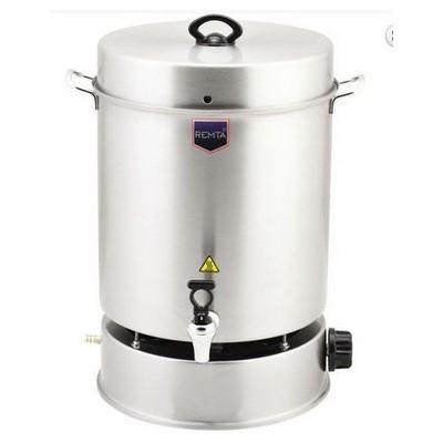 Remta V08 9 Lt Gazlı Sıcak Süt Otomatı Çay Makinesi