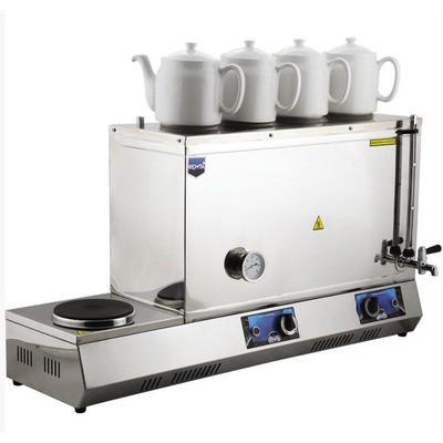 Remta K33 Dört Demlikli 85 Model Elektrikli Kahveci Takımı Endüstriyel Mutfak Aletleri