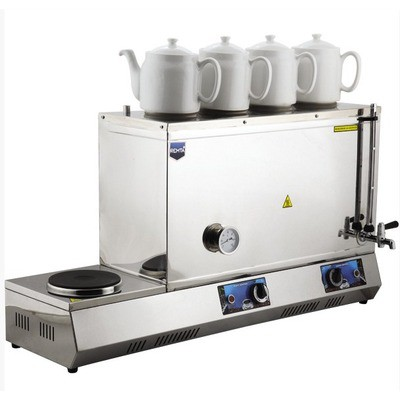 Remta K33 Dört Demlikli 85 Model Elektrikli Kahveci Takımı Çay Makinesi