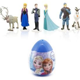 Necotoys Disney Frozen Süpriz Yumurta Tekli Figür Figür Oyuncaklar