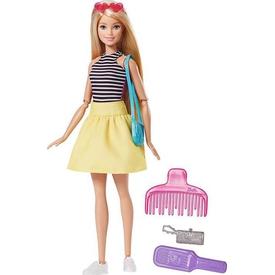 Barbie Ikisi Bir Arada Dönüşen Dmb30 Bebekler
