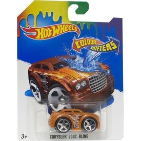 Hot Wheels Renk Değiştiren Araçlar Chrysler 300c Arabalar