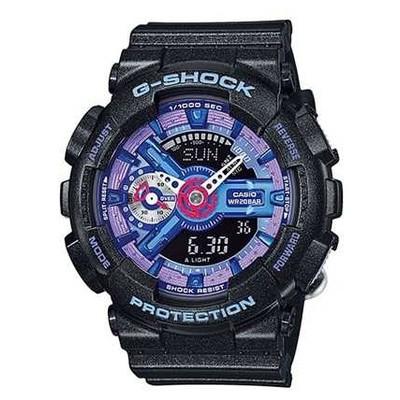 Casio Gma-s110hc-1adr G-shock Unisex Kol Saati