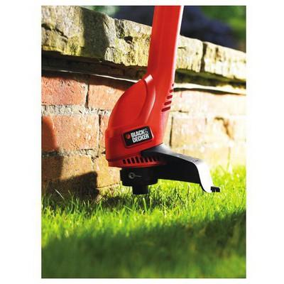 Black & Decker Gl250 250watt Misinalı Çim Kesme Makinesi Çim Biçme Makinesi