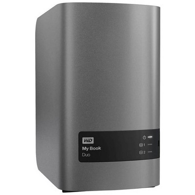 WD 16TB My Book Duo 2-Bay BLWE0160JCH