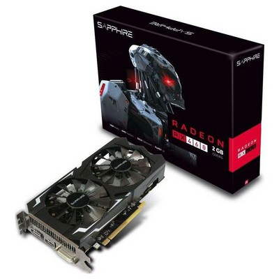 Sapphire Radeon RX 460 1210MHz 2GB GDDR5 Ekran Kartı