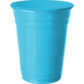 Parti Paketi Mavi Plastik Bardak 8'li Parti Bardağı