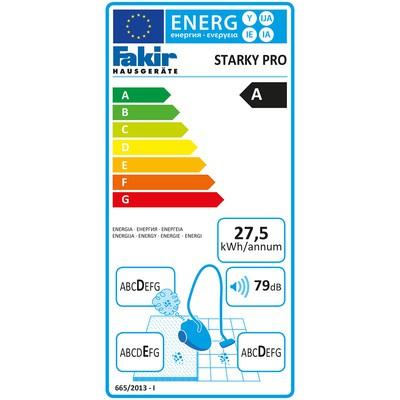 Fakir Starky Pro Dik Elektrikli Süpürge