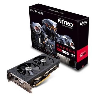 Sapphire NITRO+ Radeon RX 470 1260MHz 4GB GDDR5 Ekran Kartı