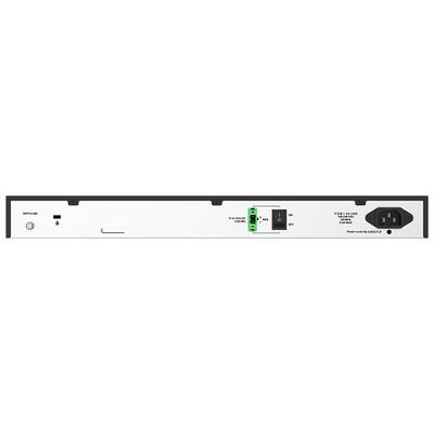 D-link Dgs-1510-28l/me/a1a 24 10/100/1000mbps Ports+4 Spf Yonetılebılır Swıtch Switch