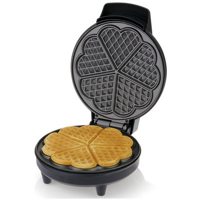 Arzum AR296 Waffy Waffle Makinesi - Siyah