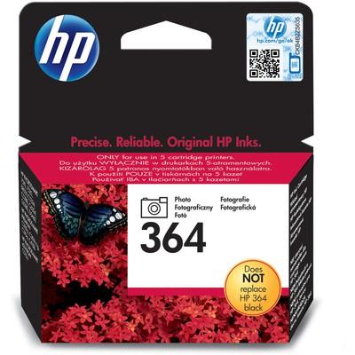 HP 364 Foto Siyah Kartuş CB317EE