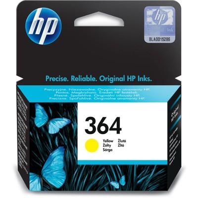 HP 364 Sarı Kartuş CB320EE