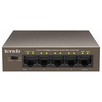 Tenda TEF1105P 5-port 10/100Mbps PoE Switch