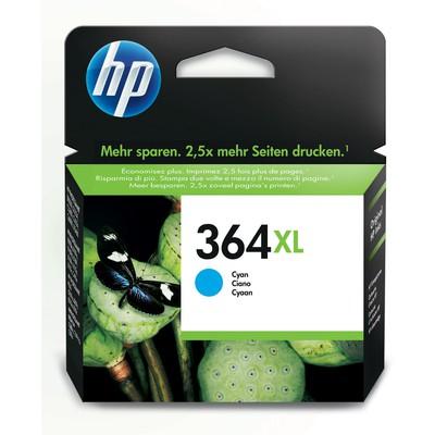 HP 364XL Mavi Kartuş CB323EE
