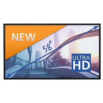 Legamaster Lm194184 E-screen Ptx-58000 Uhd Siyah (58 Inch) Duvara Monte Yazı Tahtaları