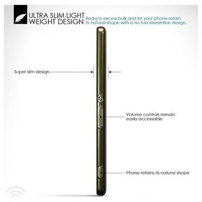 Microsonic Sony Xperia Xa Ultra Kılıf Transparent Soft Siyah Cep Telefonu Kılıfı