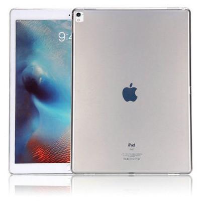 Microsonic Ipad Pro 9.7 Kılıf Transparent Soft Beyaz Tablet Kılıfı