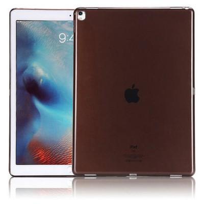Microsonic Ipad Pro 9.7 Kılıf Transparent Soft Siyah Tablet Kılıfı