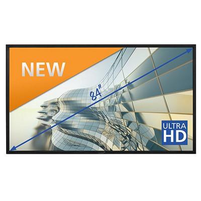 Legamaster Lm801100-84 E-screen Stx-8400 Uhd Siyah (84 Inch) Tahta & Pano