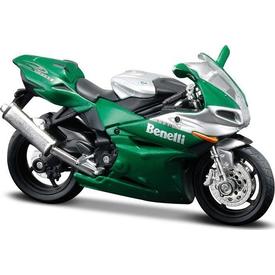 Maisto Benelli 1:18 Model Motorsiklet Arabalar