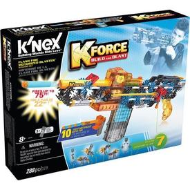 K'nex K-force Flash Fire Blaster Yapı Seti (motorlu) Knex 47010 Lego Oyuncakları