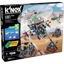 K'nex 5 In 1 Model Savaş Seti (motorlu) Building Set Knex 31480 Lego Oyuncakları