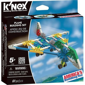 K'nex Uçak Building Set Knex 17034 Lego Oyuncakları