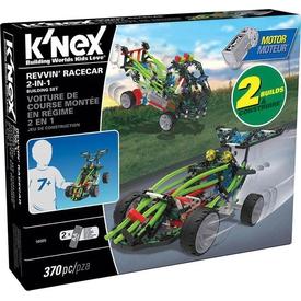 K'nex Yarış Araçları 2 Model (motorlu) Building Set Knex 16005 Lego Oyuncakları