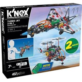 K'nex Turbo Jet 2 Model (motorlu) Building Set Knex 16004 Lego Oyuncakları