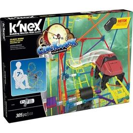 K'nex Clock Work Roller Coaster Seti (motorlu) Thrill Rides Knex 15406 Lego Oyuncakları