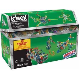 K'nex 70 Farklı Model Building Set Knex 13419 Lego Oyuncakları