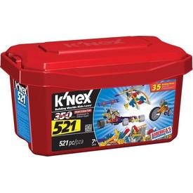 K'nex 521 Parçalı Building Set Knex 12575 Lego Oyuncakları