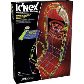 K'nex Kobra Roller Coaster Seti Thrill Rides Knex 12451 Lego Oyuncakları
