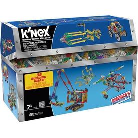K'nex 35 Farklı Ultimate Model Building Set Knex 12418 Lego Oyuncakları