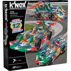 K'nex 12 Farklı Model Araç Seti Building Set Knex 25525 Lego Oyuncakları