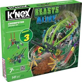 K'nex Chompster Yapım Seti Beasts Alive Knex 34482 Lego Oyuncakları