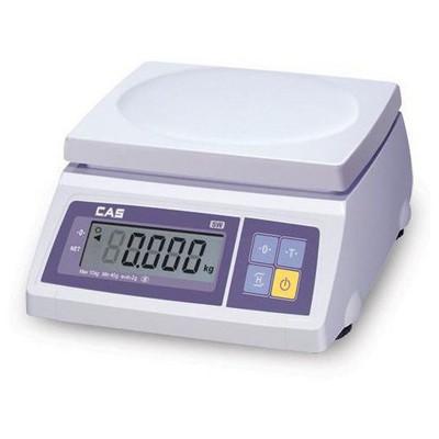 CAS SW-1R-30-RS232C SW 1R 30 RS-232C Tartım Terazisi Mutfak Tartısı