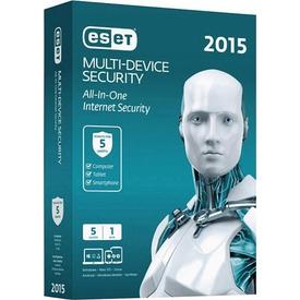 Nod32 Eset Multı Devıce Securıty 5 Kullanıcı 1 Yıl V.9.0 Güvenlik Yazılımı