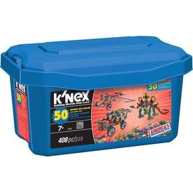 K'nex 50 Farklı Model Building Set Knex 12420 Lego Oyuncakları