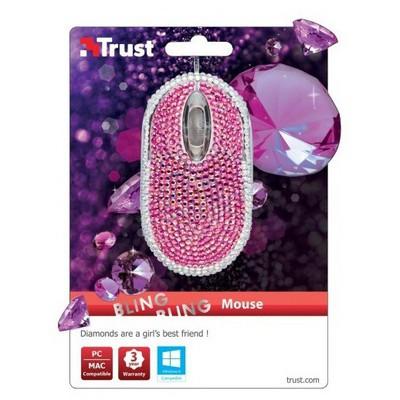 Trust 20185 Bling Bling Optik Mouse