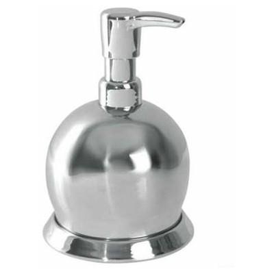 Palex Sıvı Sabunluk Paslanmaz Krom Küre Banyo Aksesuarı